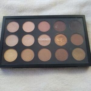 Mac Warm Neutral Eyeshadow Palette